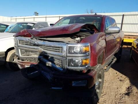 2014 Chevrolet Silverado 1500 for sale at Ragins' Dynamic Auto LLC in Brookland AR