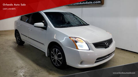 2011 Nissan Sentra for sale at Orlando Auto Sale in Orlando FL