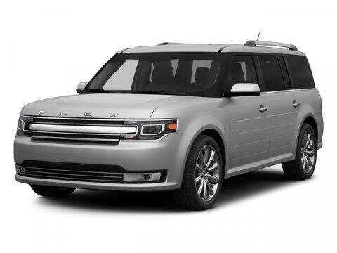 2015 Ford Flex for sale at DON'S CHEVY, BUICK-GMC & CADILLAC in Wauseon OH