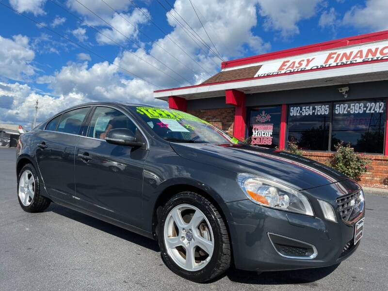 2012 Volvo S60 for sale at Premium Motors in Louisville KY