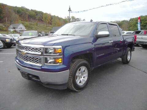 2014 Chevrolet Silverado 1500 for sale at 1-2-3 AUTO SALES, LLC in Branchville NJ