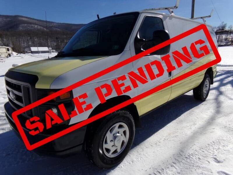 2013 Ford E-Series Cargo for sale at Mountain Truck Center in Medley WV