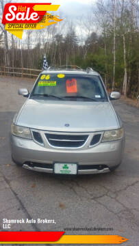 2006 Saab 9-7X for sale at Shamrock Auto Brokers, LLC in Belmont NH