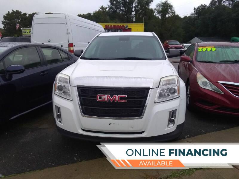 2015 GMC Terrain for sale at Marino's Auto Sales in Laurel DE