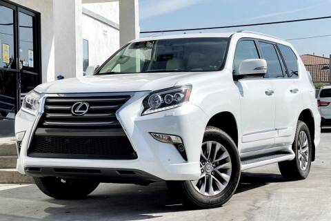 2016 Lexus GX 460 for sale at Fastrack Auto Inc in Rosemead CA