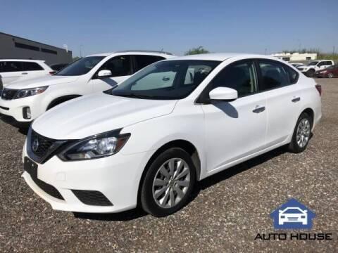 2017 Nissan Sentra for sale at MyAutoJack.com @ Auto House in Tempe AZ