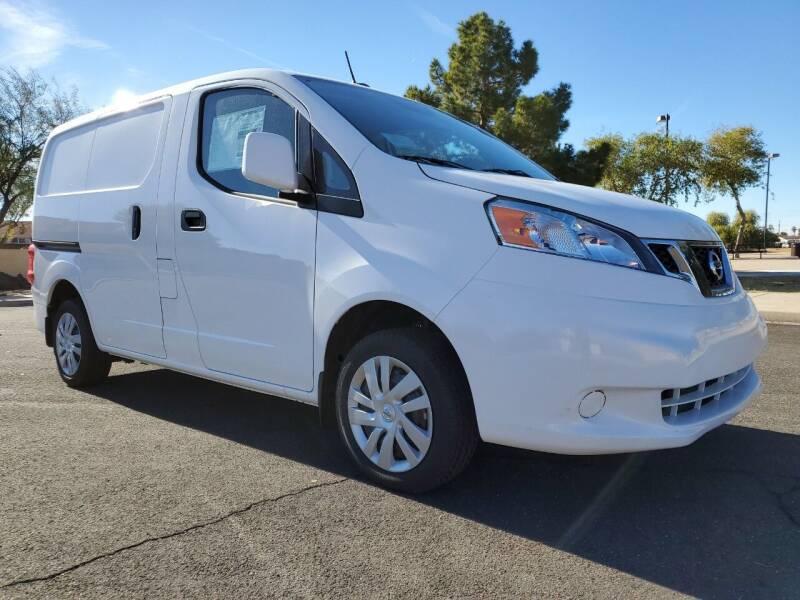 2020 Nissan NV200 for sale at AZ WORK TRUCKS AND VANS in Mesa AZ