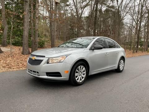 2011 Chevrolet Cruze for sale at US 1 Auto Sales in Graniteville SC