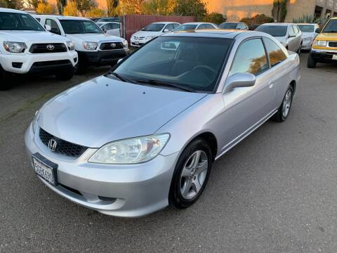 2004 Honda Civic for sale at C. H. Auto Sales in Citrus Heights CA