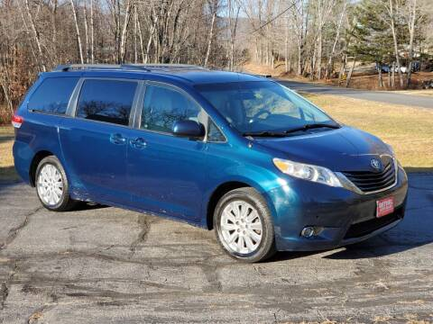 2011 Toyota Sienna for sale at Bethel Auto Sales in Bethel ME