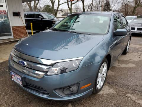 2012 Ford Fusion for sale at New Wheels in Glendale Heights IL