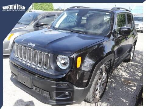 2018 Jeep Renegade for sale at BARTOW FORD CO. in Bartow FL