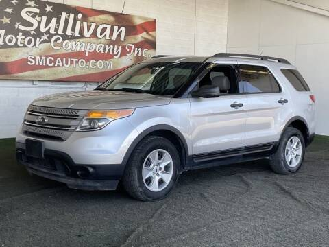 2014 Ford Explorer for sale at SULLIVAN MOTOR COMPANY INC. in Mesa AZ
