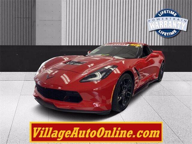 2016 Chevrolet Corvette for sale in Green Bay, WI
