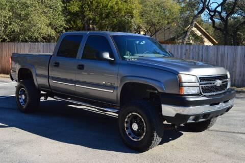 2007 Chevrolet Silverado 2500HD Classic for sale at Coleman Auto Group in Austin TX