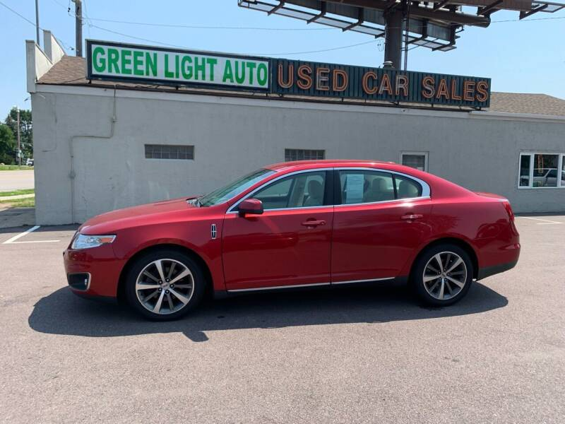 2010 Lincoln MKS for sale at Green Light Auto in Sioux Falls SD