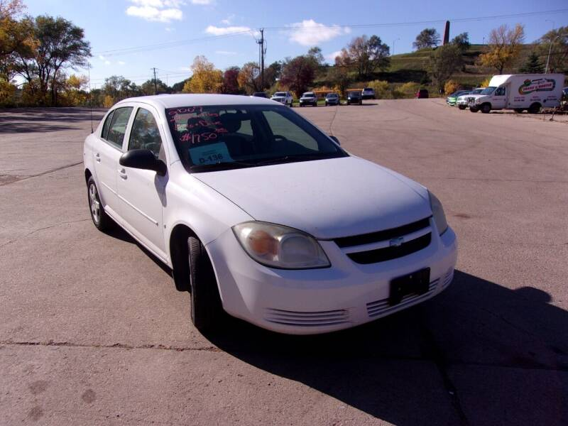 2007 Chevrolet Cobalt for sale at Barney's Used Cars in Sioux Falls SD