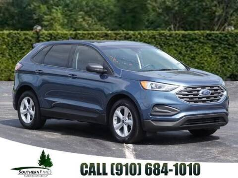 2019 Ford Edge for sale at PHIL SMITH AUTOMOTIVE GROUP - Pinehurst Nissan Kia in Southern Pines NC