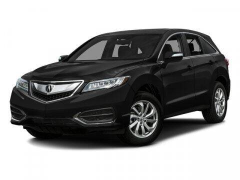 2016 Acura RDX for sale at Suburban Chevrolet in Claremore OK