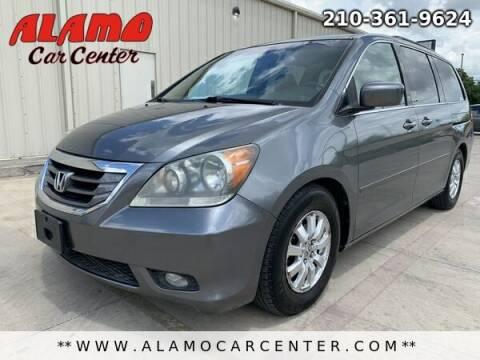 2009 Honda Odyssey for sale at Alamo Car Center in San Antonio TX