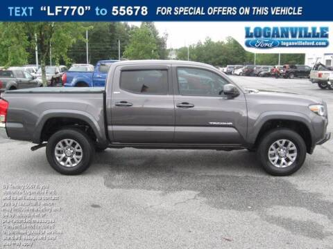 2017 Toyota Tacoma for sale at Loganville Quick Lane and Tire Center in Loganville GA