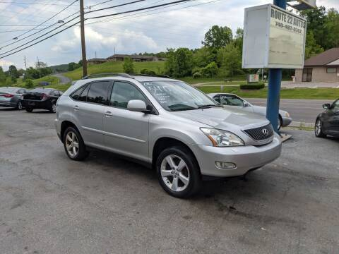2006 Lexus RX 330 for sale at Route 22 Autos in Zanesville OH