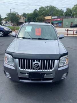 2008 Mercury Mariner for sale at North Hill Auto Sales in Akron OH