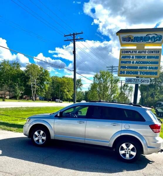 2010 Dodge Journey for sale at JEREMYS AUTOMOTIVE in Casco MI