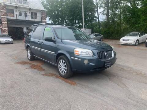 2005 Buick Terraza for sale at Kelly & Kelly Auto Sales in Fayetteville NC