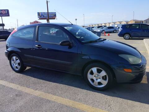 2003 Ford Focus for sale at Car Spot in Las Vegas NV