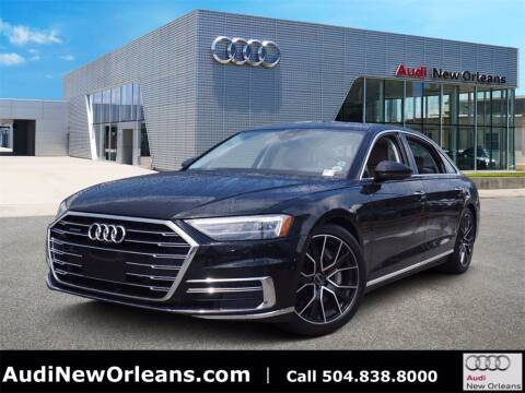 2019 Audi A8 L for sale at Metairie Preowned Superstore in Metairie LA
