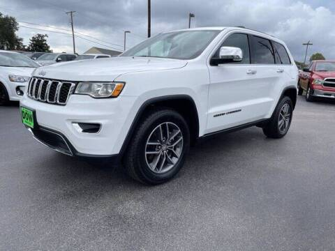 2018 Jeep Grand Cherokee for sale at DOW AUTOPLEX in Mineola TX
