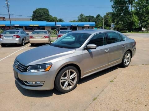 2013 Volkswagen Passat for sale at Auto Expo in Norfolk VA