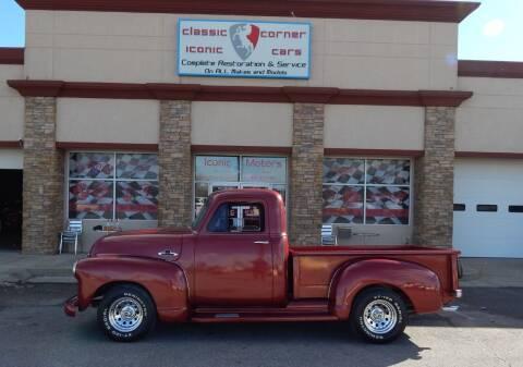 1955 Chevrolet 3100 for sale at Iconic Motors of Oklahoma City, LLC in Oklahoma City OK