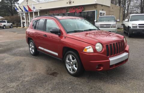 2007 Jeep Compass for sale at Townsend Auto Mart in Millington TN