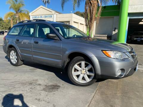 2008 Subaru Outback for sale at Luxury Auto Lounge in Costa Mesa CA
