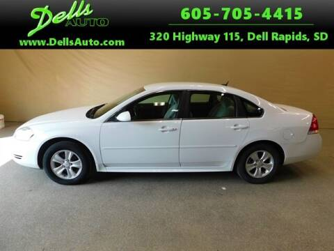 2013 Chevrolet Impala for sale at Dells Auto in Dell Rapids SD