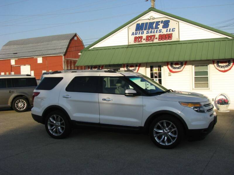2011 Ford Explorer for sale in Dale, IN