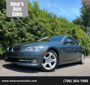 2011 BMW 3 Series for sale at Omar's Auto Sales in Martinez GA