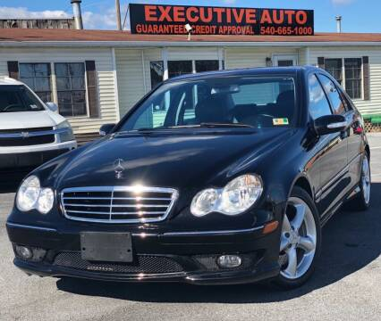 2006 Mercedes-Benz C-Class for sale at Executive Auto in Winchester VA