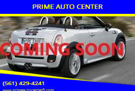 2013 MINI Convertible for sale at PRIME AUTO CENTER in Palm Springs FL