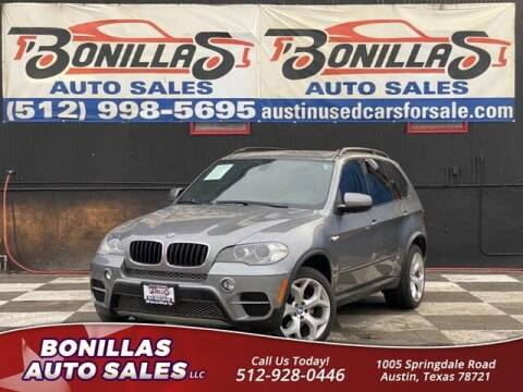 2012 BMW X5 for sale at Bonillas Auto Sales in Austin TX