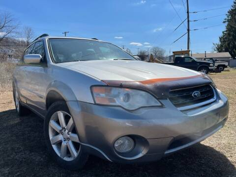 2006 Subaru Outback for sale at Trocci's Auto Sales in West Pittsburg PA