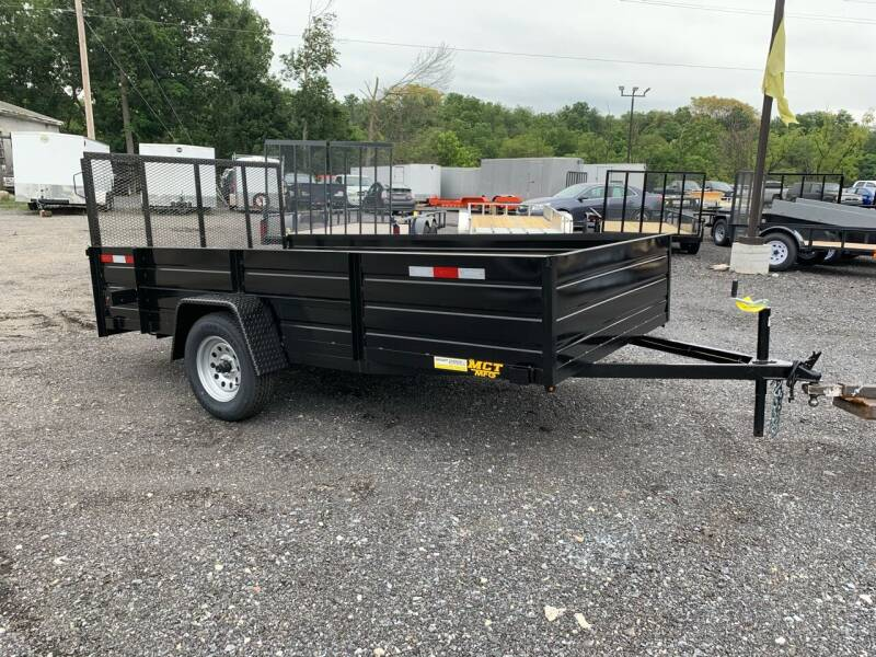 2021 MCT 6.5x12 SS for sale at Smart Choice 61 Trailers in Shoemakersville PA