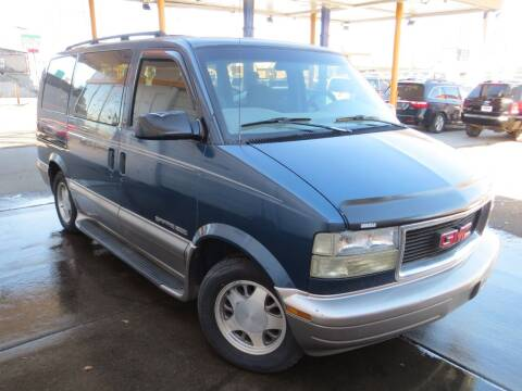 2002 GMC Safari for sale at PR1ME Auto Sales in Denver CO