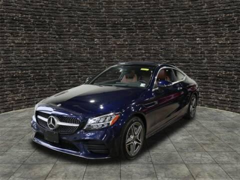 2020 Mercedes-Benz C-Class for sale at Montclair Motor Car in Montclair NJ