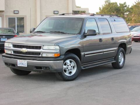 2001 Chevrolet Suburban for sale at Best Auto Buy in Las Vegas NV