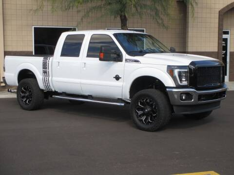 2015 Ford F-350 Super Duty for sale at COPPER STATE MOTORSPORTS in Phoenix AZ
