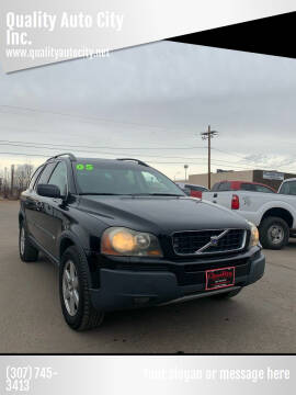 2005 Volvo XC90 for sale at Quality Auto City Inc. in Laramie WY