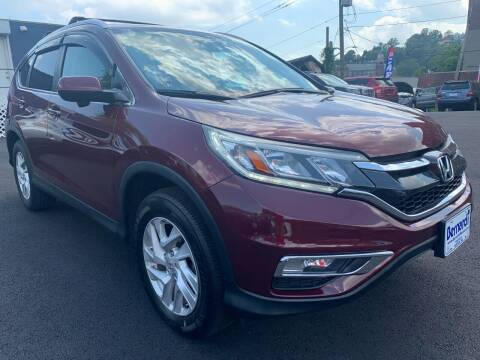 2015 Honda CR-V for sale at TD MOTOR LEASING LLC in Staten Island NY
